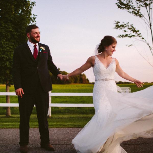 Kate & Eric | North Fork Wedding